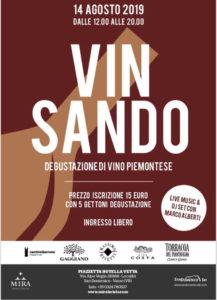 Degustazione vini Sando