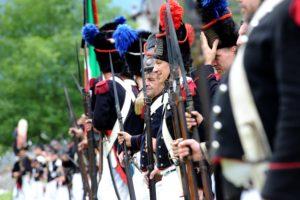 Milizia di Calasca Castiglione a Vette d'Artificio
