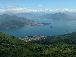Vista del Lago Maggiore - ph. Giancarlo Parazzoli