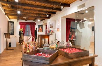 L'interno della Casa del Profumo di Santa Maria Maggiore-Casa del Profumo-Santa Maria Maggiore-Valle Vigezzo-Piemonte