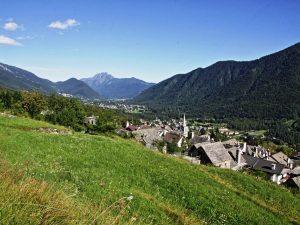 La Valle Vigezzo vista da ovest - ph. Flavio Minoletti