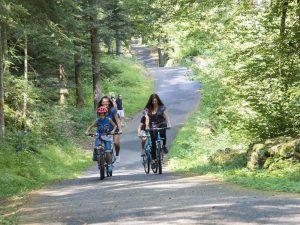 In bici in Val Vigezzo
