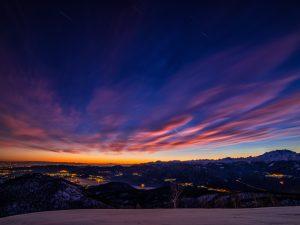 Panorama dal Mottarone - ph. Giancarlo Parazzoli